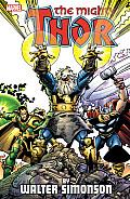Thor By Walter Simonson Volume 2 (Thor) by Walter Simonson