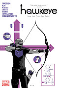 Hawkeye Volume 1 Marvel Now