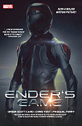 Enders Game Graphic Novel