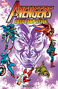 Avengers Absolute Vision, Book 2 (Avengers) by Roger Stern