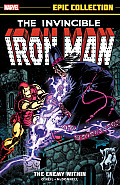 Iron Man Epic Collection 10