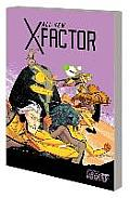All New X Factor Volume 3 Axis