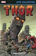 A Kingdom Lost (Mighty Thor) by Doug Moench