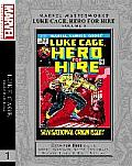 Marvel Masterworks Luke Cage