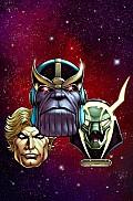 Thanos The Infinity Relativity