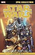 Star Wars Legends Epic Collection The Old Republic Volume 1