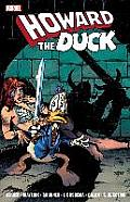 Howard the Duck The Complete Collection Volume 1