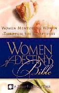 Bible Nkjv Women Of Destiny
