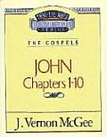 Thru The Bible Commentary John 1 38
