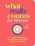 What Really Counts For Women Your Guide To Di