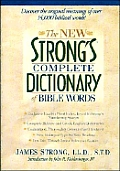 New Strongs Complete Dictionary Of Bible Words