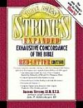 New Strongs Expanded Exhaustive Concordance of the Bible Red Letter Edition