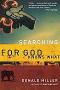 Searching for God Knows What Cover
