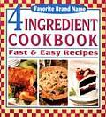 Doac 4-Ingredient Cookbook