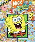 Look & Find Spongebob Squarepants