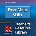 Basic Math Skills: Teacher's Resource Library