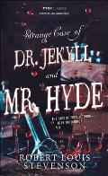 Strange Case of Dr. Jekyll and Mr. Hyde (Tor Ed.) Cover