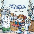 Just Going to the Dentist (Golden Look-Look Books)