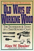 Old Ways of Working Wood Revised Edition Cover