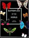 Butterflies & Moths Of The World