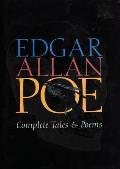 Edgar Allan Poe: Complete Tales and Poems ((Rev)09 Edition) Cover