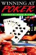 Winning At Poker Essential Hints & Tips