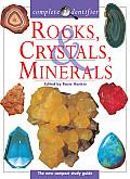 Rocks Crystals Minerals Complete Identifier