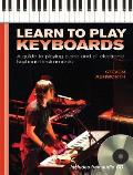 Learn to Play Keyboards (Internal Wire-O Bound)_