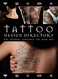 Tattoo Design Directory (Internal Wire-O Bound) Cover