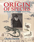 On the Origin of Species by Means of Natural Selection Illustrated edition