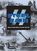 Steel Rain: Waffen-SS Panzer Battles in the West 1944-1945