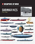 Submarines 1776-1940 (Weapons of War)