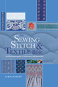 The Sewing Stitch & Textile Bible