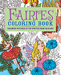 Fairies Coloring Book Charming Pictures of the Sprites from Folklore