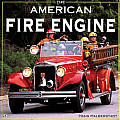 American Fire Engine