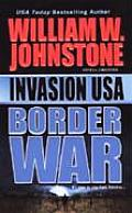 Invasion USA: Border War Cover
