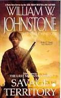 Savage Territory Matt Jensen The Last Mountain Man