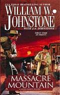 Massacre Mountain (Cotton Pickens Western) Cover