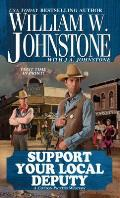 Support Your Local Deputy (Cotton Pickens Western) Cover