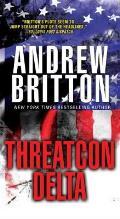 The Threatcon Delta (Ryan Kealey Thriller)