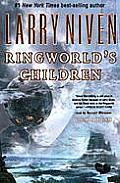 Ringworld's Children Cover