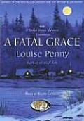 A Fatal Grace: A Three Pines Mystery (Armand Gamache Mysteries) Cover
