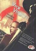 V for Vendetta: Movie Tie-In, Movie with Natalie Portman and Hugo Weaving (Release Date: 03/17/2006)