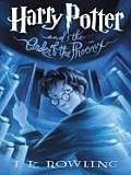 Harry Potter and the Order of the Phoenix (Large Print) (Thorndike Young Adult) Cover