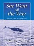 She Went All the Way (Large Print) (Thorndike Core)