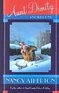 Aunt Dimity: Snowbound: Snowbound (Large Print) (Aunt Dimity)