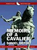 Memoirs of a Cavalier (Large Print)