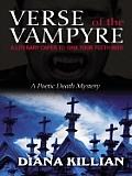 Verse of the Vampyre (Large Print) (Thorndike Mystery)