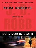 Survivor in Death (Large Print) (Thorndike Core)