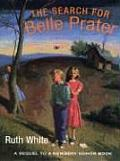 The Search for Belle Prater (Large Print) (Thorndike Literacy Bridge Middle Reader)